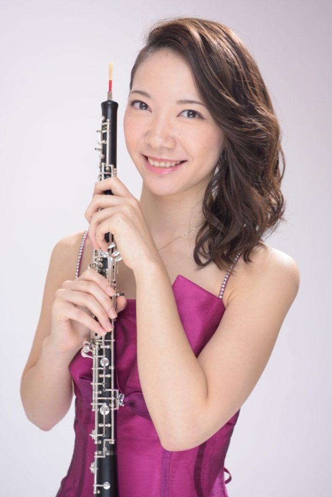 Yuka Asahara Oboe Recital (Hamamatsu)
