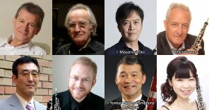 """""""The 12th INTERNATIONAL OBOE COMPETITION OF JAPAN 2018 in Tokyo"""" Prize Winners & Jury Concert"""